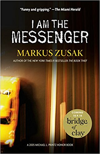 Markus Zusak - I Am the Messenger Audio Book Free