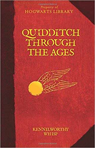 Kennilworthy Whisp - Quidditch Through the Ages Audio Book Free