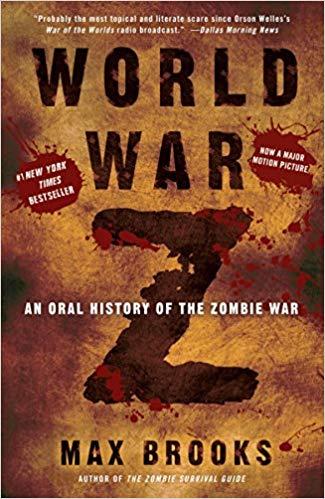 Max Brooks - World War Z Audio Book Free