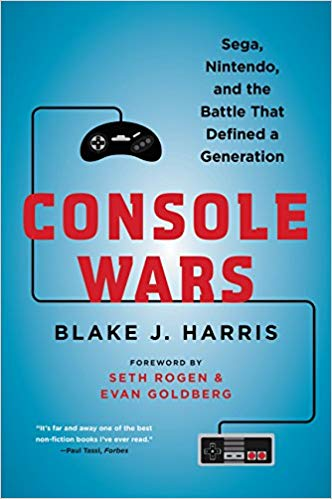 Blake J. Harris - Console Wars Audio Book Free