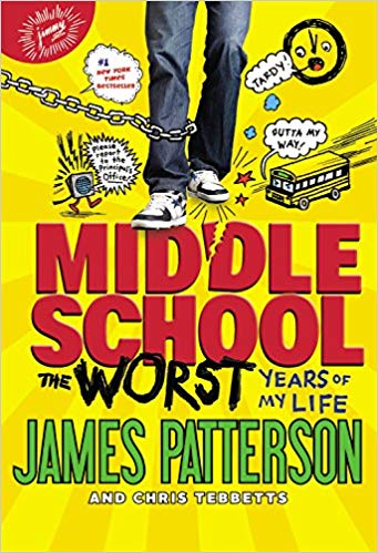 James Patterson - Middle School, The Worst Years of My Life Audio Book Free