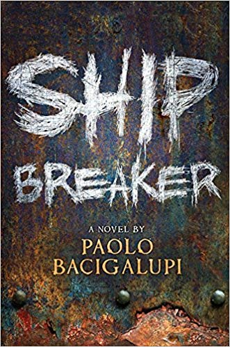 Paolo Bacigalupi - Ship Breaker Audio Book Free