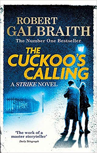 Robert Galbraith - The Cuckoo's Calling Audio Book Free