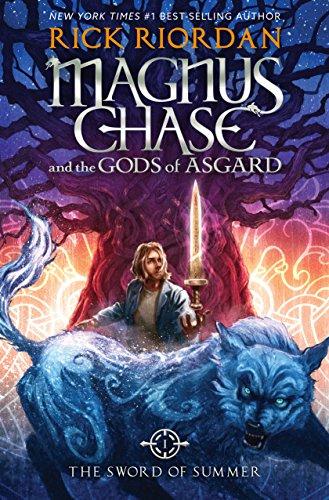 Rick Riordan - Magnus Chase and the Gods of Asgard Audio Book Free