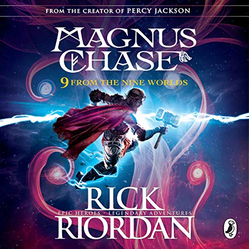 Rick Riordan - Magnus Chase and the Gods of Asgard Audio Book Free